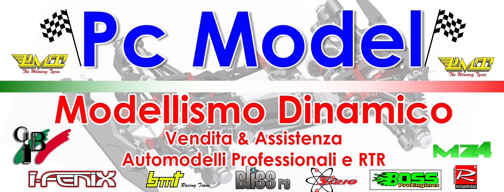 PC MODEL SAS   - Lariano RM -    - Squadra Corse -